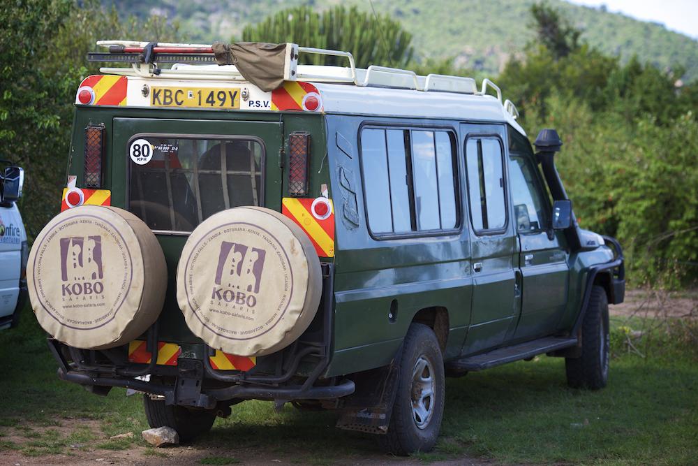 Toyota Land Cruiser Kenya