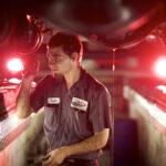 Commercial Mechanic Shop Truck